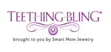 Teething Bling -  Teething Jewelry