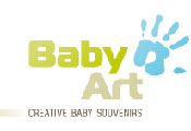 Find the perfect birth gift with Baby Art creative souvenirs!