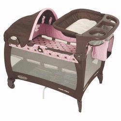 Graco 9d04bet Pack N Play W Bassinet Changer Canopy