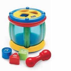 Chicco 00065461000000 Shape Sorter Drum