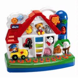 Chicco 00069649000070 Bilingual Talking Farm (Spanish/English)