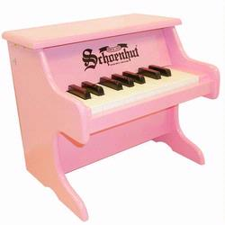 Schoenhut 1822P 18 Key My First Piano - Pink