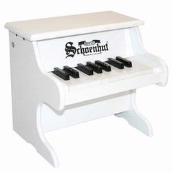 Schoenhut 1822W 18 Key My First Piano - White