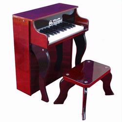 Schoenhut 2505MB 25 Key Elite Spinet - Mahogany/ Black