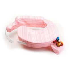 MyBrestFriend 804 Pink Stripe Nursing Pillow