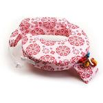 MyBrestFriend 825 Red Flower Nursing Pillow