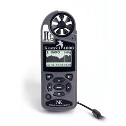Kestrel 0840GRY 4000 Pocket Weather Tracker - Dark Grey
