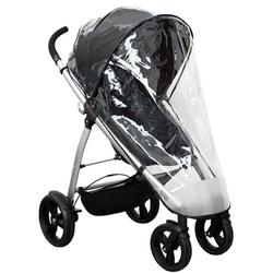 Phil & Teds SMS Smart Storm Cover Single Sport Stroller - Plastic Cover