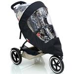 Phil & Teds SPSS Stormy Weather Cover For Sport and Classic Single Stroller