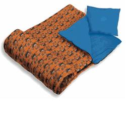 Wildkin 17016 Construction Sleeping Bag