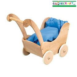 Guidecraft 98106 Doll Buggy - Natural