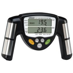 Omron HBF-306C BodyLogic Pro Hand Held Body Fat Monitor - Black