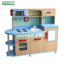 Guidecraft 97249 All In One Play Kitchen