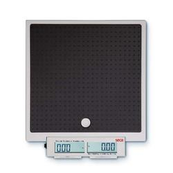 Seca 874 Digital Floor Scale with Dual Display, 440 lbs x  0.1/0.2 lbs