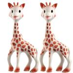 Vullie 616324-2 Sophie the Giraffe Teether (Set of 2!)