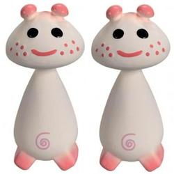 Vulli 300198-2 Soft Toy CPG Pie Pink (Set of 2!)
