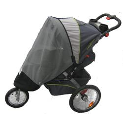 Sashas Kiddies Model 901S Baby Trend Expedition Single Swivel Wheel Strollers  Sun Cover