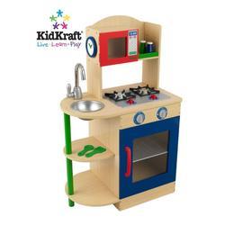Kidkraft 53194 Primary Wooden Kitchen