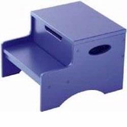 KidKraft 15603 Step N Store Stool, Blue