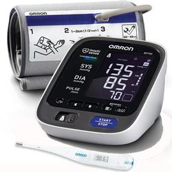 Omron BP785 10 Series™ Upper Arm Blood Pressure Monitor with Thermometer