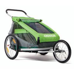Croozer 00111202 Croozer Kid for 2, 3-in-1 child carrier Double bicycle trailer