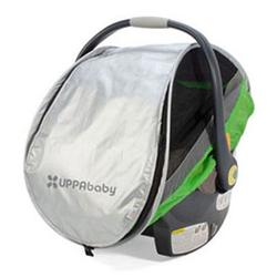 UPPAbaby 0080A, Cabana Car Seat Shade Carlin (Green)