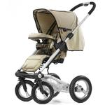 Mutsy 4Rider Single Spoke Stroller  - Active Champagne