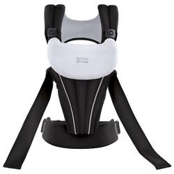 Britax K011000KIT1 - Front Soft Baby Carrier in Black with a Black Tote Carry Bag