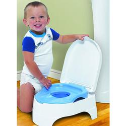 Summer Infant 11010 All-in-One Potty Seat & Step Stool