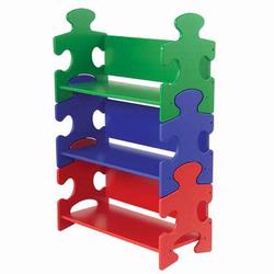 KidKraft 14400 Puzzle Book Shelf