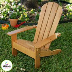 Kidkraft 00083 Adirondack Chair - Honey
