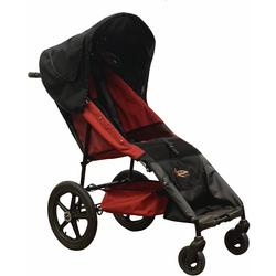 Adaptive Star Lassen 2 - ALA2R Indoor/Outdoor Mobility Push Chair, Red