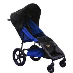 Adaptive Star Lassen 4 - ALA4N Indoor/Outdoor Mobility Push Chair, Navy