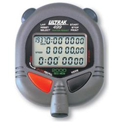 Ultrak 499 Professional Stopwatch with 2000 Lap Memory, Watch Only