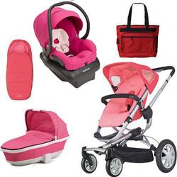 Quinny CV155BFX Buzz 4 Complete Collection - Pink Blush