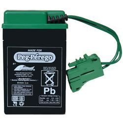 Peg Perego IAKB0509 6 Volt 4 AH Battery