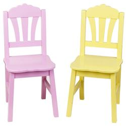 Guidecraft G86003, Harmony Chairs - Set of 2