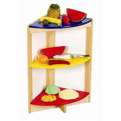 Guidecraft 97266 Color Bright Kitchen Side Shelf