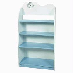 GiftMark 2072 Bookcase with Clock