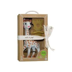 Vulli 616624, Sophie the giraffe + Chewing Rubber So'Pure