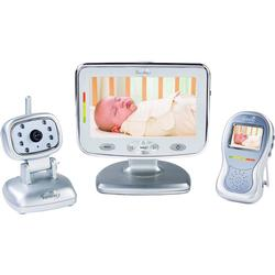 Summer Infant 28040  Complete Coverage Color Video Baby Monitor Set 7 In LCD Screen