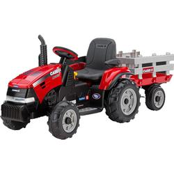 Peg Perego IGOR0055 Case IH Magnum Tractor with Trailer