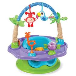 Summer Infant 13290 Island Giggles Super Activity Fun & Booster in One Seat