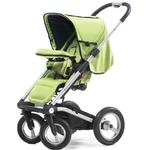 Mutsy 4Rider Single Spoke Stroller  - Team Lime