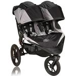 Baby Jogger BJ32310 Summit X3 Double Jogging Stroller - Black Gray