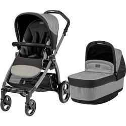Peg Perego - Book Pop Up Stroller - Atmosphere-Light Grey & Dark Grey