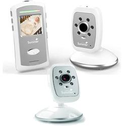Summer Infant - Clear Sight Digital Color Video Monitor with Extra Camera