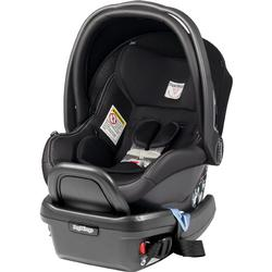Peg Perego IMPV03US35BL13DX13 - Primo Viaggio 4-35 Car Seat - Licorice - Black Eco-Leather