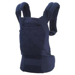 Ergo Baby BCMANDNVYNL - Designer Collection Baby Carrier - Blue Lotus