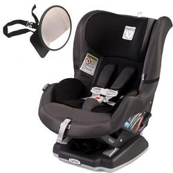 Peg Perego - Primo Viaggio Convertible Car Seat with Back Seat Mirror - Atmosphere